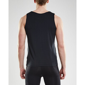 Craft Essential Singlet Hombre, black